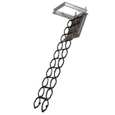 Escada Sótão Metálica Standard
